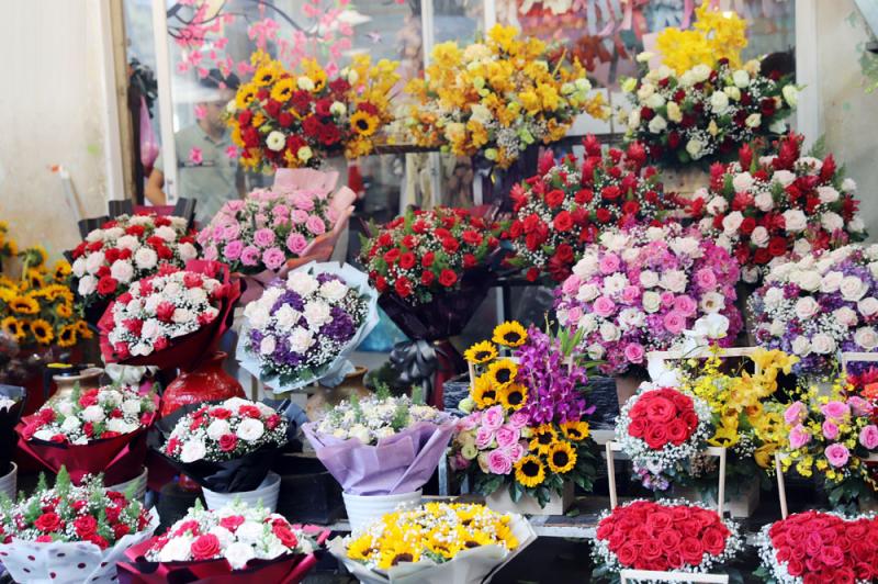 shop hoa sinh nhật Phương garden