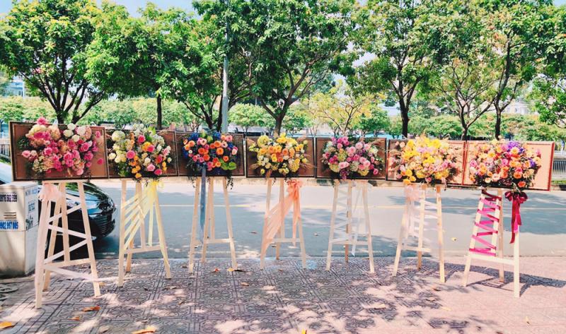 lựa chọn phương garden để tặng hoa khai trương ý nghĩa