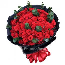 Hoa SN 99 bông hồng